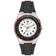 Limit White Dial Black Silicone Strap Watch Best Price, Cheapest Prices