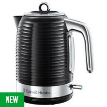 Russell Hobbs 24361 Inspire Kettle - Black Best Price, Cheapest Prices