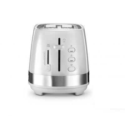 De'Longhi Active Line CTLA4003W 2 Slice Toaster - White Best Price, Cheapest Prices