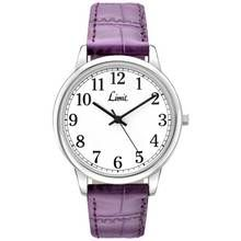 Limit Ladies' White Dial Purple Strap Watch Best Price, Cheapest Prices
