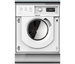 HOTPOINT BI WMHG 71284 UK Integrated 7 kg 1200 Spin Washing Machine Best Price, Cheapest Prices