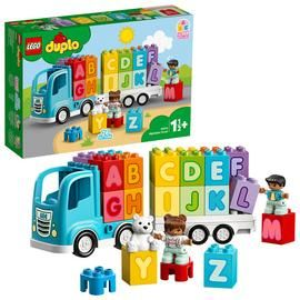 LEGO Duplo Alphabet Truck - 10915 Best Price, Cheapest Prices