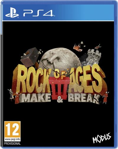Rock of Ages 3: Make & Break PS4 Pre-Order Game Best Price, Cheapest Prices