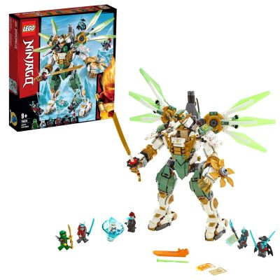 LEGO Ninjago Lloyds Titan Mech Playset - 70676 Best Price, Cheapest Prices