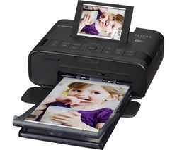 CANON SELPHY CP1300 Wireless Photo Printer - Black Best Price, Cheapest Prices