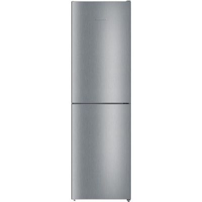 Liebherr CNel4713 50/50 Frost Free Fridge Freezer - Stainless Steel - A++ Rated Best Price, Cheapest Prices