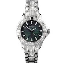 Seksy Intense Ladies' Silver Coloured Bracelet Watch Best Price, Cheapest Prices