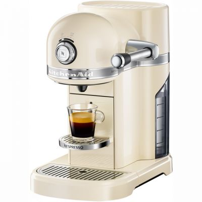 Nespresso By KitchenAid Artisan 5KES0503BAC - Cream Best Price, Cheapest Prices