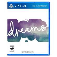 Dreams PS4 Pre-order Game Best Price, Cheapest Prices