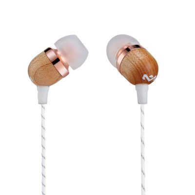 Marley Smile Jamaica In-Ear Wired Headphones - Copper Best Price, Cheapest Prices