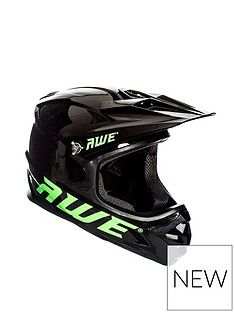 Awe AWE® AWEBlast¿ BMX/Downhill/Full Face/Enduro Helmet Black 56-58cm Best Price, Cheapest Prices