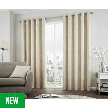 Curtina Solent Eyelet Curtains
