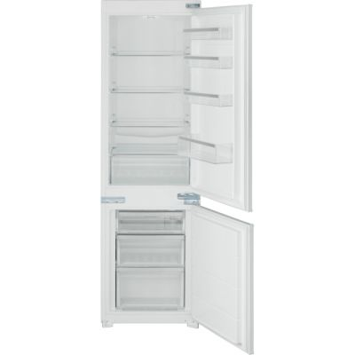 Stoves INT70FF Integrated 70/30 Frost Free Fridge Freezer with Sliding Door Fixing Kit - White - A+ Rated Best Price, Cheapest Prices