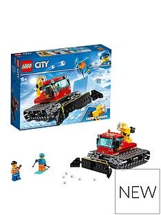 LEGO City 60222 Snow Groomer Best Price, Cheapest Prices