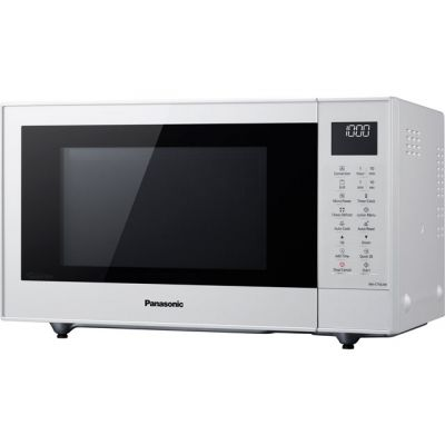 Panasonic NN-CT55JWBPQ 27 Litre Combination Microwave Oven - White Best Price, Cheapest Prices