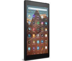 AMAZON Fire HD 10 Tablet (2019) - 32 GB, Black Best Price, Cheapest Prices