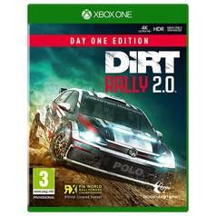 DiRT Rally 2.0 Deluxe Edition Xbox One Game Best Price, Cheapest Prices
