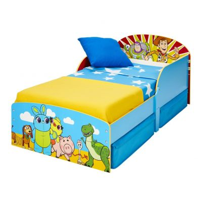 Disney Toy Story Toddler Bed with Drawers Best Price, Cheapest Prices
