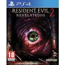 Resident Evil: Revelations 2 PS4 Game Best Price, Cheapest Prices