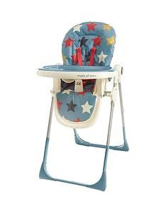 Cosatto Noodle Supa Highchair - Retrostar Best Price, Cheapest Prices