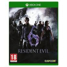 Resident Evil 6 Xbox One Game Best Price, Cheapest Prices