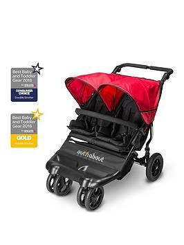 Out N About Little Nipper Double Stroller Best Price, Cheapest Prices
