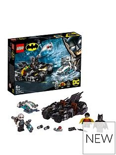 LEGO Super Heroes 76118 Mr. Freeze Batcycle Battle Toy  Best Price, Cheapest Prices