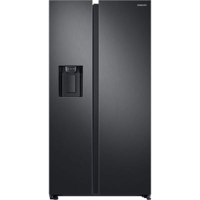 Samsung RS8000 RS68N8240B1 American Fridge Freezer - Black / Stainless Steel - A+ Rated Best Price, Cheapest Prices