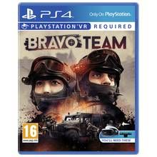Bravo Team PS VR Game (PS4) Best Price, Cheapest Prices