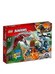 LEGO Juniors 10756 Pteranodon Escape Best Price, Cheapest Prices