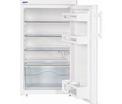 LIEBHERR T1410 Undercounter Fridge - White Best Price, Cheapest Prices