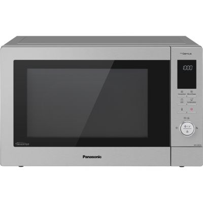 Panasonic NN-CD87KSBPQ 34 Litre Combination Microwave Oven - Stainless Steel Best Price, Cheapest Prices