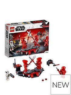 LEGO Star Wars 75225 Elite Praetorian Guard™ Battle Pack Best Price, Cheapest Prices