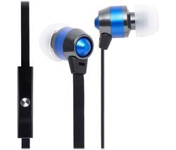 GROOV-E Smart Buds Earphones - Blue Best Price, Cheapest Prices