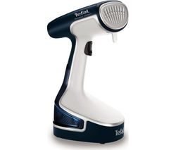 TEFAL Access Steam DR8085 Hand Steamer - Blue & White Best Price, Cheapest Prices