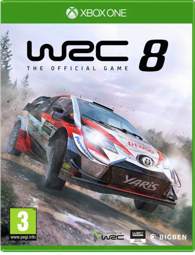 WRC 8 Xbox One Game Best Price, Cheapest Prices