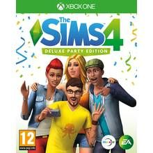 The Sims 4 Deluxe Xbox One Game Best Price, Cheapest Prices