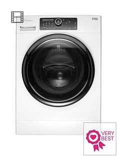 Whirlpool Supreme Care Premium FSCR12430 12kg Load, 1400 Spin Washing Machine - White Best Price, Cheapest Prices