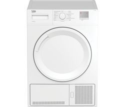 BEKO DTBP10011W 10 kg Heat Pump Tumble Dryer - White Best Price, Cheapest Prices