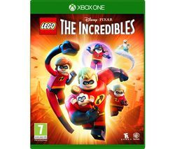 XBOX ONE LEGO The Incredibles Best Price, Cheapest Prices