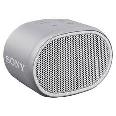 Sony SRS - XB01 Compact Wireless Speaker - White Best Price, Cheapest Prices