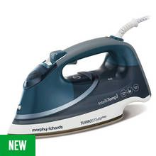 Morphy Richards 303131 Turbosteam Pro Steam Iron Best Price, Cheapest Prices