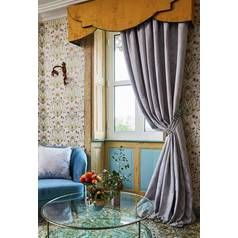 The Chateau by Angel Strawbridge Heron Curtains