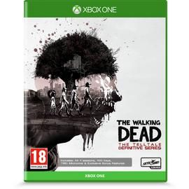 The Walking Dead: Telltale Definitive Series Xbox One Game Best Price, Cheapest Prices