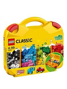 LEGO Classic 10713 Creative Suitcase Best Price, Cheapest Prices