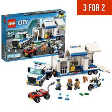 LEGO City Mobile Command Centre - 60139 Best Price, Cheapest Prices