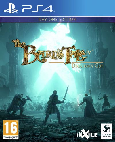 The Bard's Tale IV Director's Cut PS4 Game Best Price, Cheapest Prices