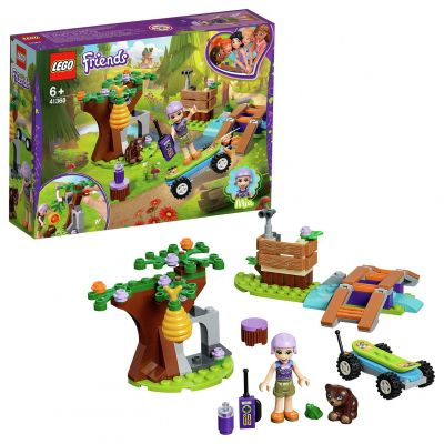 LEGO Friends Mia's Forest Adventure Building Set - 41363 Best Price, Cheapest Prices