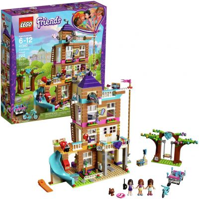 LEGO Friends Heartlake Friendship House Building Set - 41340 Best Price, Cheapest Prices
