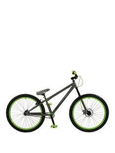 Zombie Airbourne XL Boys Dirt Jump Bike 26 inch Wheel Best Price, Cheapest Prices